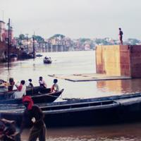 Flight from Leh to Varanasi