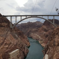 From Las Vegas to Hoover Dam and Williams