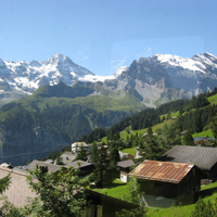 Around Lauterbrunnen