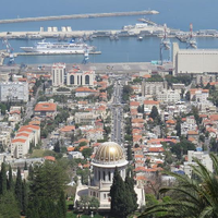 Haifa,Acre,Rosh Hanikra and Nazareth