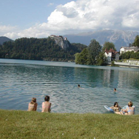 Day trip to Bled