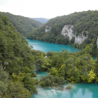 From Zagrab to Plitvice Lakes and to Zadar