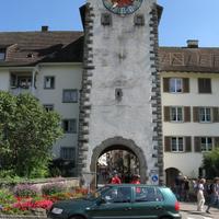 Rein falls and Stein am Rhein