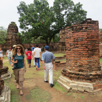 Day trip to Ayutthaya