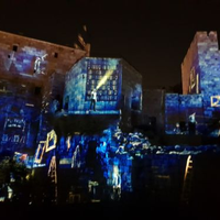 Old city Selichot night tour
