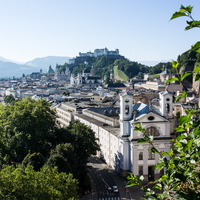City Tour of Salzburg