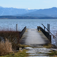 From munich to Prien am Chiemsee