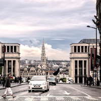 Day trip to Brussels