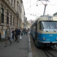 Arrival to Zagreb