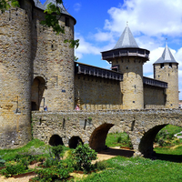From  Cordes sur Ciel to Carcassonne