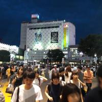 Harajuko and Shibuya