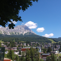From Venice airport to Cortina d'ampezzo
