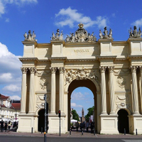 A day trip to Potsdam