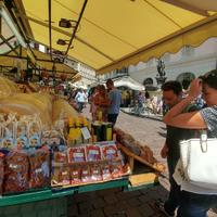 From Campitello di fassa to Lake Garda