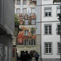 From Zurich to Luzern