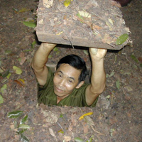 Day trip from HCMC to Cu Chi tunels