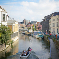 Brussels and to Ghent