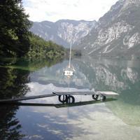 Day trip to Lake BohinJ