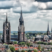 Day trip to Delft