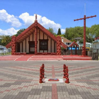 Arrival to Rotorua