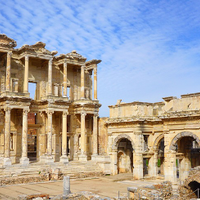 From Cannakale to Izmir and Ephesus