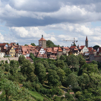 ROTHENBURG OB TAUBER