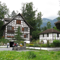 Ballenberg open museum