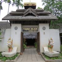 The artisan village near Chiang Mai