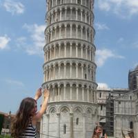 Pisa, Lucca and Forte dei marmi