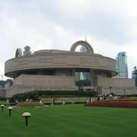 Center of Shanghai