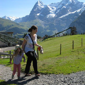 Family Vacation in Switzerland