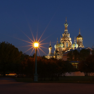 From Moscow to Saint Petersburg