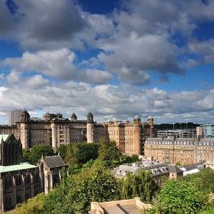 3 days in Glasgow, Scotland
