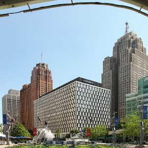 Detroit, Michigan weekend