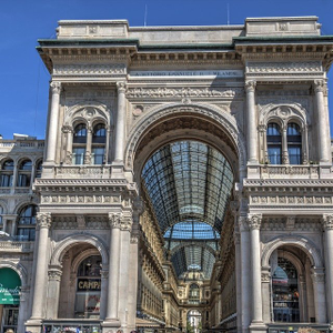 A day trip  in Milan
