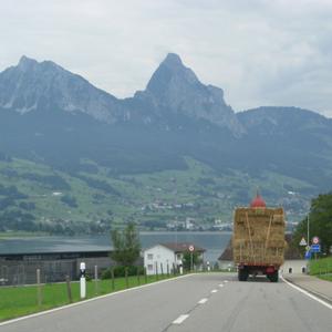 Family Vacation in Switzerland