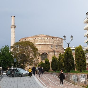 One day in Thessaloniki