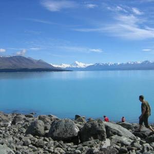 Christchurch and around