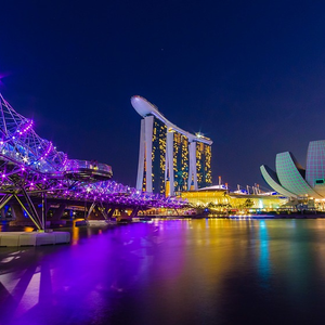2-DAY ITINERARY FOR SINGAPORE