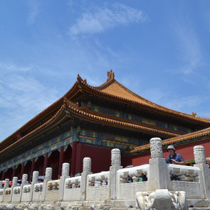 4 days in Beijing