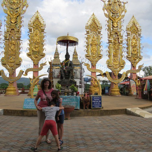 3 Days in Chiang Rai with kids
