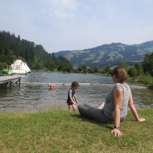 Family vacation in Austria