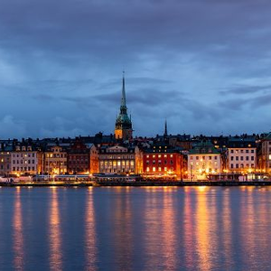 3 days in Stockholm, Sweden