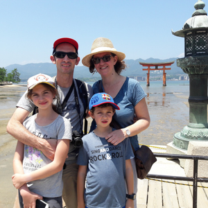 30 days family trip in Japan